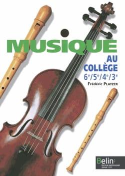 Musique au collège, 6e, 5e, 4e, 3e - laflutedepan.com
