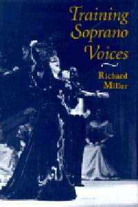 Training soprano voices Richard MILLER Livre laflutedepan
