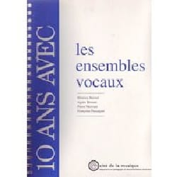 Collectif - 10 years with the vocal ensembles: catalog raisonné - Book - di-arezzo.co.uk