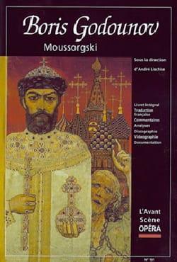 Avant-scène opéra (L'), n° 191 : Boris Godounov - laflutedepan.com