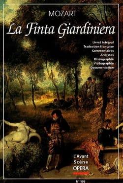Avant-scène opéra (L'), n° 195 : La finta giardiniera laflutedepan