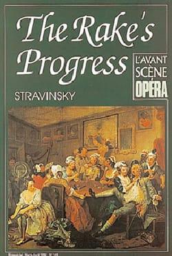 Avant-scène opéra (L'), n° 145 : The Rake's Progress - laflutedepan.com