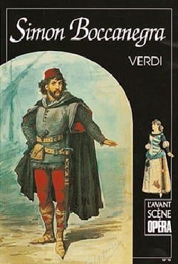 Avant-scène opéra (L'), n° 19 : Simon Boccanegra - laflutedepan.com