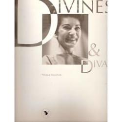 Divines et divas - Philippe Godefroid - Livre - laflutedepan.com