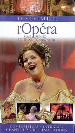 Opéra - Riding Alan / Dunton-Downer Leslie - Livre - laflutedepan.com