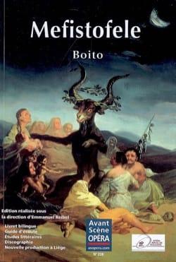 Avant-scène opéra (L'), n° 238 : Mefistofele - laflutedepan.com