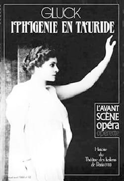 Avant-scène opéra (L'), n° 62 : Iphigénie en Tauride - laflutedepan.com
