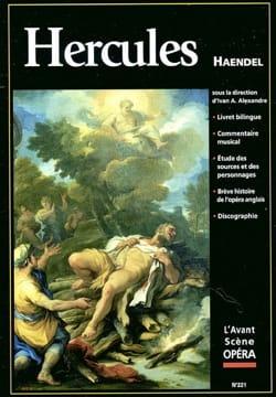 Avant-scène opéra (L'), n° 221 : Hercules - laflutedepan.com