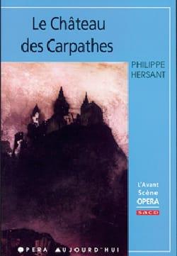 Avant-scène opéra (L'), n° 8A : Le Château des Carpathes - laflutedepan.com