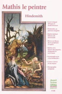 Avant-scène opéra (L'), n° 258 : Mathis le peintre - laflutedepan.com