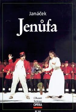 Avant-scène opéra (L'), n° 102 : Jenufa JANACEK Livre laflutedepan
