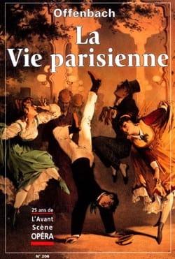 Avant-scène opéra (L'), n° 206 : La Vie parisienne laflutedepan
