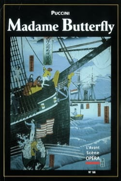 Avant-scène opéra (L'), n° 56 : Madame Butterfly PUCCINI laflutedepan