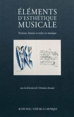 Eléments d'esthétique musicale - laflutedepan.com