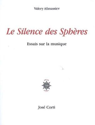 Le silence des sphères : essais sur la musique laflutedepan