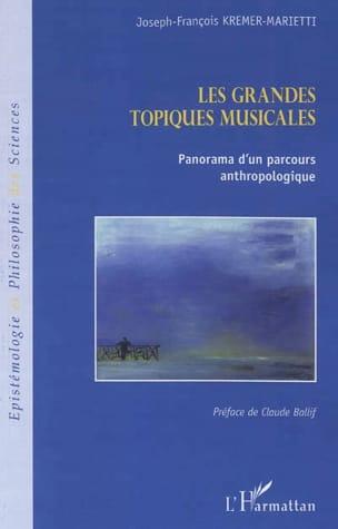 Les grandes topiques musicales : panorama d'un parcours anthropologique laflutedepan