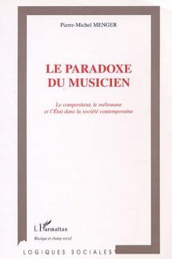 Pierre-Michel MENGER - Le Paradoxe du musicien - Partition - di-arezzo.fr