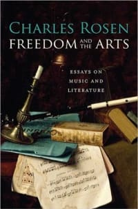 Freedom and the arts : essays on music and literature laflutedepan