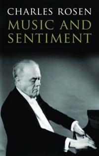 Music and sentiment (Livre en anglais) Charles ROSEN laflutedepan