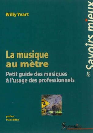 La musique au mètre : petit guide des musiques à l'usage des professionnels - laflutedepan.com