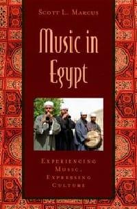 Music in Egypt Scott L. Marcus Livre Les Pays - laflutedepan