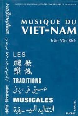 Musique du Viet Nam Van Khe Tran Livre Les Pays - laflutedepan