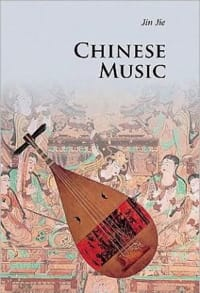 Chinese music Jie JIN Livre Les Pays - laflutedepan