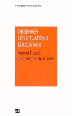 Observer les situations éducatives - laflutedepan.com