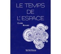 Claire RENARD - Le Temps de l'espace - Livre - di-arezzo.fr