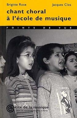 Chant choral à l'école de musique - laflutedepan.com