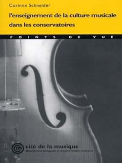 L'enseignement de la culture musicale dans les conservatoires - laflutedepan.com