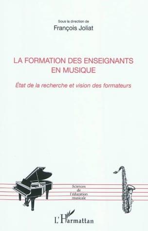 François JOLIAT - La formation des enseignants en musique - Livre - di-arezzo.ch