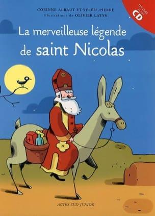 La merveilleuse légende de saint Nicolas laflutedepan