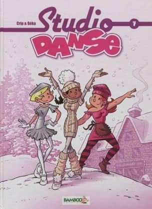 Studio danse, vol. 7 BÉKA / CRIP Livre laflutedepan