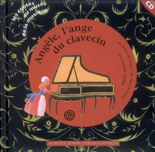 Angèle, l'ange du clavecin - laflutedepan.com