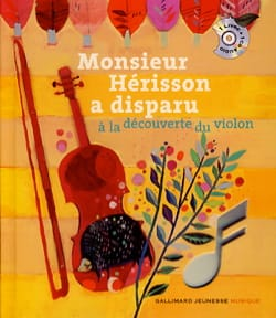 Le violon : Monsieur Hérisson a disparu Leigh SAUERWEIN laflutedepan