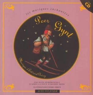 Peer Gynt : une suite symphonique - Edvard GRIEG - laflutedepan.com