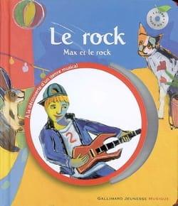 Le rock : Max et le rock laflutedepan