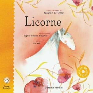 Licorne : conte musical laflutedepan