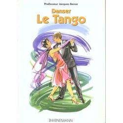 Danser le tango Jacques Bense Livre Les Arts - laflutedepan
