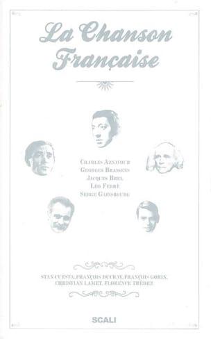 La chanson française - Livre - Les Oeuvres - laflutedepan.com