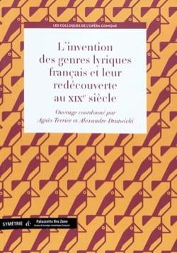 L'invention des genres lyriques français et leur redécouverte au XIXe siècle - laflutedepan.com