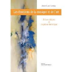 Les fonctions de la musique et de l'art: bilan critique et esquisse théorique - laflutedepan.com