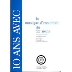 10 ans avec la musique d'ensemble du XXe siècle : catalogue raisonné laflutedepan