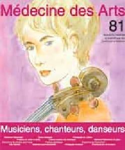 Médecine des arts N°81 Revue Livre Les Sciences - laflutedepan