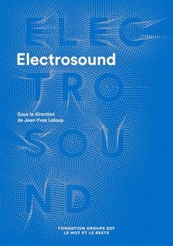 Electrosound : machines, musiques & culture(s) - laflutedepan.com