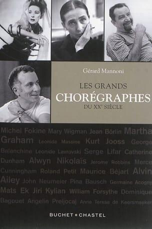 Les grands chorégraphes du XXe siècle Gérard MANNONI laflutedepan