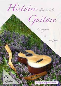 Histoire illustrée de la guitare des origines à nos jours - laflutedepan.com
