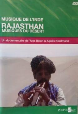 Musique de l'Inde : Rajasthan, musiques du désert laflutedepan
