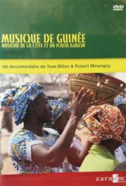 Musique de Guinée : Musique de la côte et du Fouta Djalon - laflutedepan.com